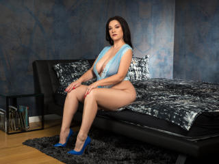Photo de profil sexy du modèle WantedNicole, pour un live show webcam très hot !