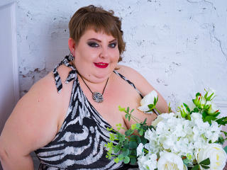 Photo de profil sexy du modèle WBoutBBW, pour un live show webcam très hot !