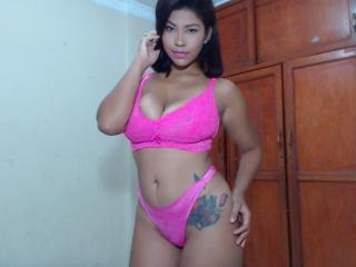 Photo de profil sexy du modèle XNatalia, pour un live show webcam très hot !