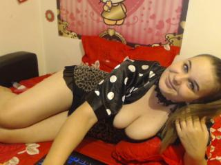 Photo de profil sexy du modèle YourOnlyQueen, pour un live show webcam très hot !