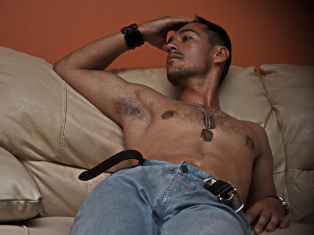 Picture of the sexy profile of AwesomeRicardo, for a very hot webcam live show !