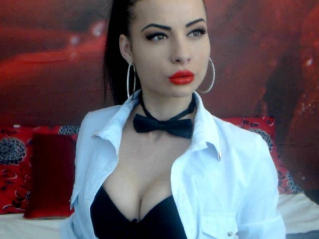 Picture of the sexy profile of BabeMary, for a very hot webcam live show !