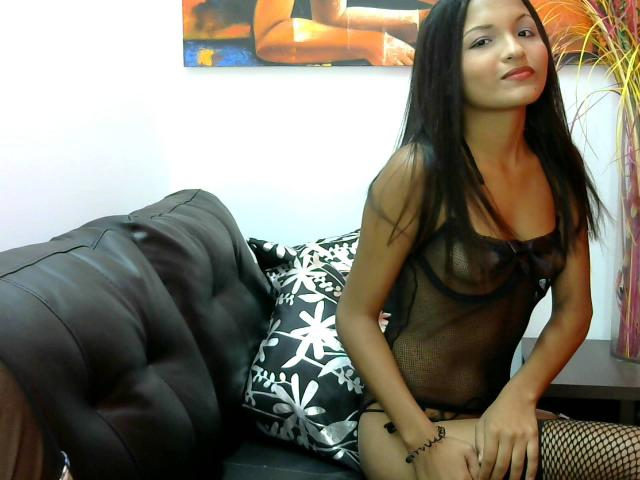 Picture of the sexy profile of BlackMariane, for a very hot webcam live show !