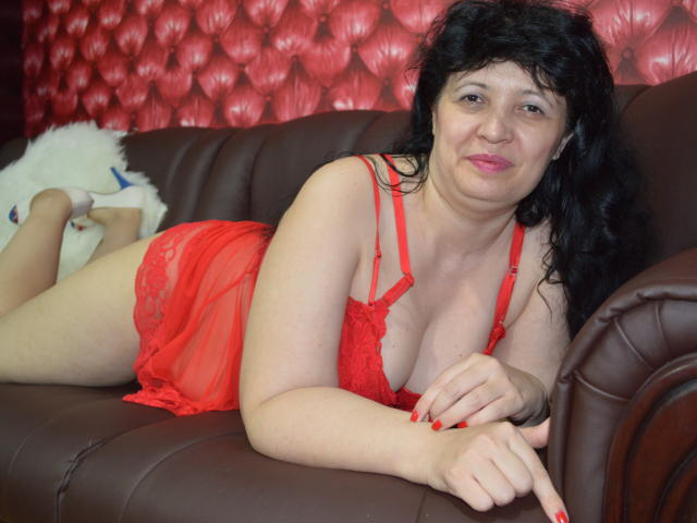 Picture of the sexy profile of MarySexy69, for a very hot webcam live show !