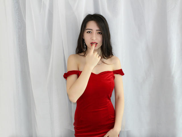 Sexet profilfoto af model MerriEnny, til meget hot live show webcam!