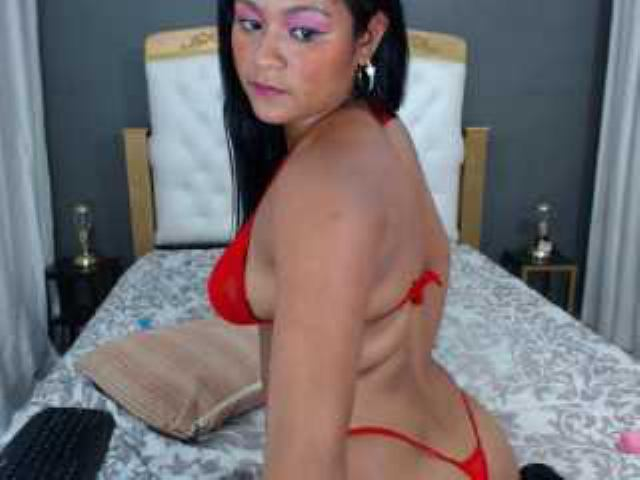 Picture of the sexy profile of MichellHotx, for a very hot webcam live show !