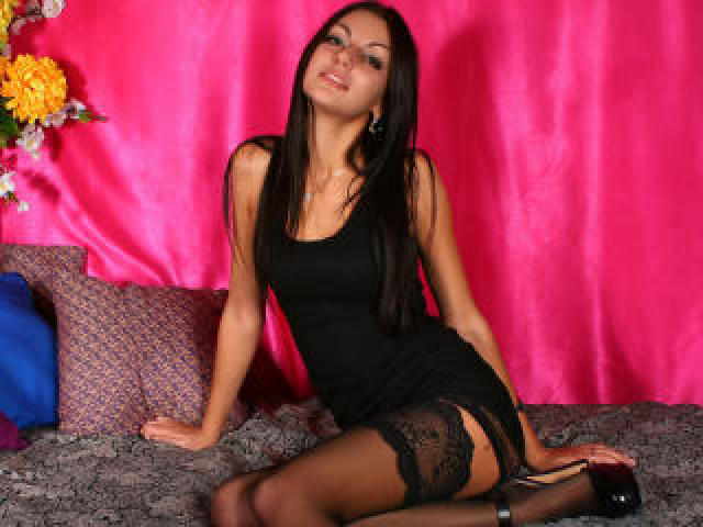 Picture of the sexy profile of Nadin, for a very hot webcam live show !