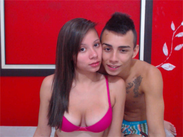 Picture of the sexy profile of SexCouple69, for a very hot webcam live show !