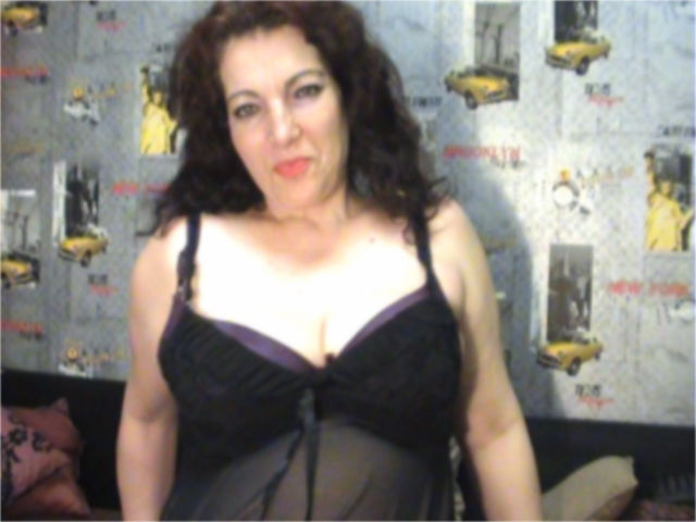 Picture of the sexy profile of Sherlley, for a very hot webcam live show !