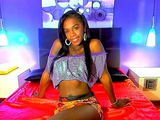 BarbyBlackTS - Sexy live show with sex cam on XloveCam®