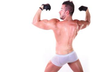 DavidMuscle - Sexy live show with sex cam on XloveCam®