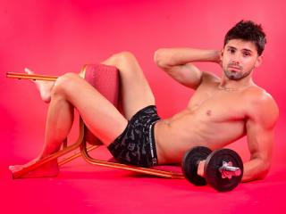 AndresSteele - Sexy live show with sex cam on XloveCam