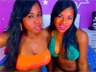DuoBestLesbians - Sexy live show with sex cam on XloveCam®