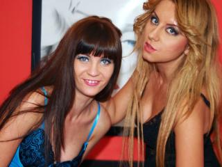 TwoSexyDollsX - Sexy live show with sex cam on XloveCam®