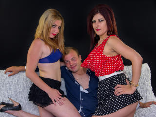 BiAttack - Sexy live show with sex cam on XloveCam