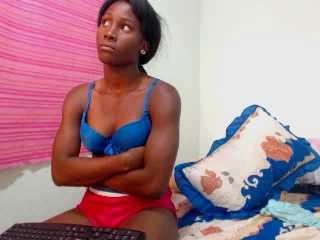 EbonyXStar - Sexy live show with sex cam on XloveCam