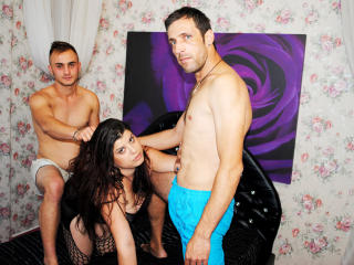 ThreeSexyLovers - Sexy live show with sex cam on XloveCam®