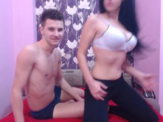 JessicaAndNickolas - Sexy live show with sex cam on XloveCam®