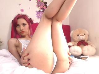 PrincesaVioleta - Sexy live show with sex cam on XloveCam®