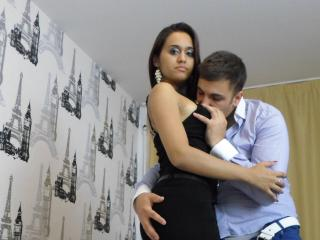 HornyCplXHot - Sexy live show with sex cam on XloveCam