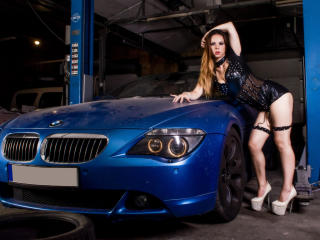 DommeMarcy - Sexy live show with sex cam on XloveCam
