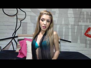 PrettyAndrea - Show sexy et webcam hard sex en direct sur XloveCam®