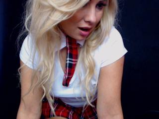 NaugtyBlonde - Sexy live show with sex cam on XloveCam®