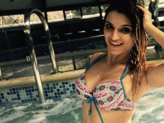 KymCarrmela - Sexy live show with sex cam on XloveCam®