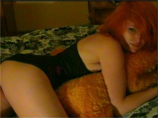 GingeryDevil - Sexy live show with sex cam on XloveCam