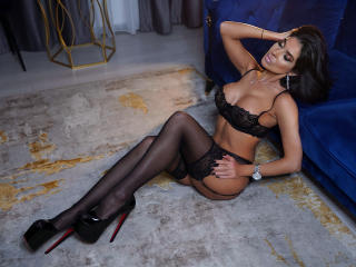 LovelyKinsley - Webcam live exciting with a so-so figure Sexy college hottie